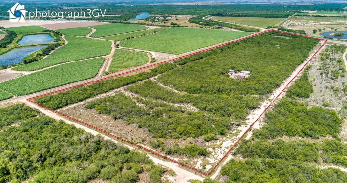 McAllen Land Aerial Photography